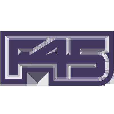 Logo F45 Training