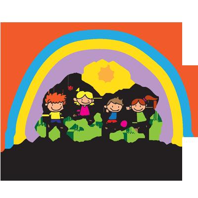 Logo Little Rainbow Centro infantil