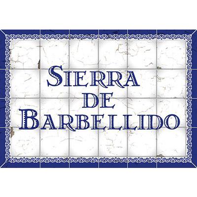 Logo Sierra de Barbellido